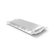 Wide Foil Chocolate Bar PNG & PSD Images