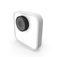 Wireless Smart Camera Google Clips with Cover PNG & PSD Images
