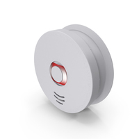 Wireless Smoke Detector SITERWELL PNG & PSD Images