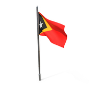 East Timor Flag PNG & PSD Images