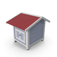 Wooden Dog House PNG & PSD Images