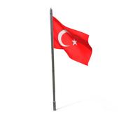 Turkish Flag PNG & PSD Images
