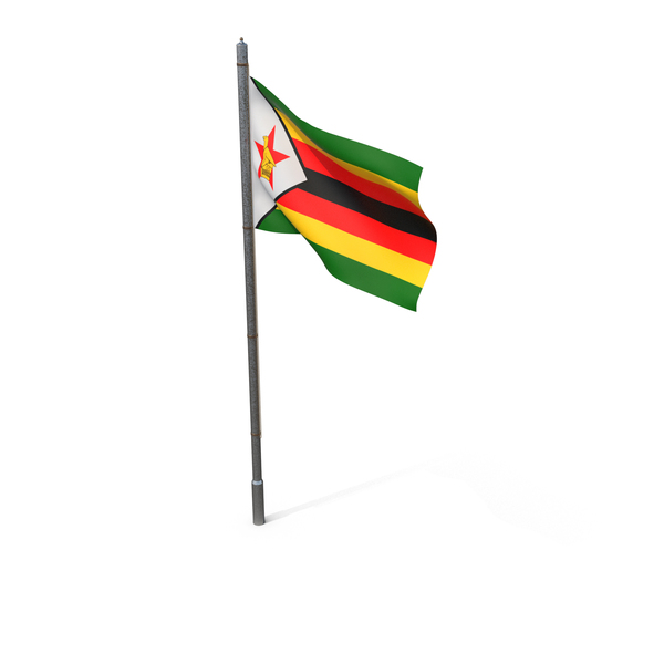Zimbabwe Flag PNG & PSD Images