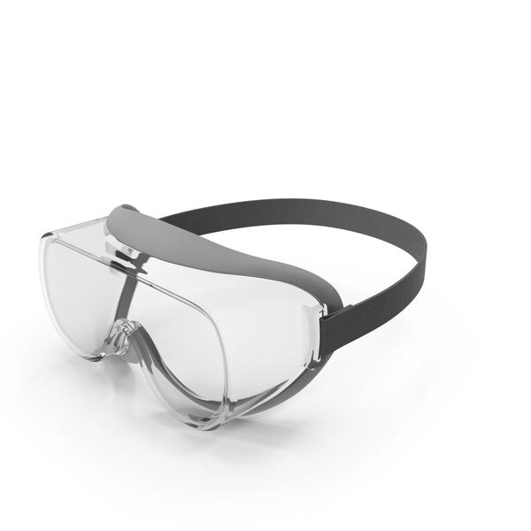 Medical Goggles Transparent PNG & PSD Images