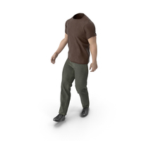 Outfit Brown PNG & PSD Images