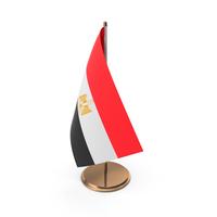 Egypt Desk Flag PNG & PSD Images