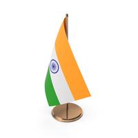 India Desk Flag PNG & PSD Images