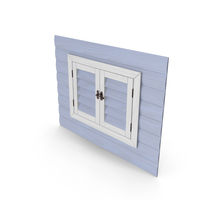 Wooden Window Frame PNG & PSD Images