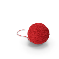 Wool Yarn Ball PNG & PSD Images