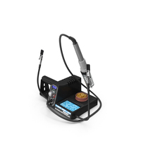 X Tronic Model 3020 XTS LED Soldering Station Kit PNG & PSD Images