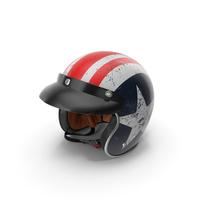 TORC Motorcycle Helmet Rebel Star PNG & PSD Images