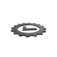 Black Symbol Guarantee PNG & PSD Images