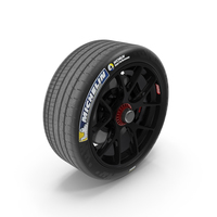 Toyota Racing Wheel PNG & PSD Images
