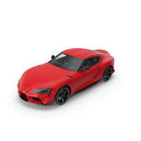 Toyota Supra 2019 PNG & PSD Images