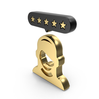 Support Customer Care Service Female Five Star Rating PNG & PSD Images