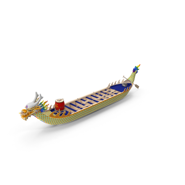 Traditional Dragonboat PNG & PSD Images