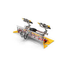 Trail Snow Groomer PNG & PSD Images