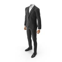 General Suit Black PNG & PSD Images
