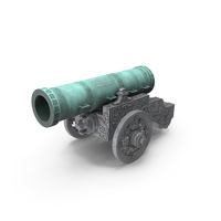 Tsar Cannon PNG & PSD Images