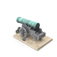 Tsar Cannon Monument PNG & PSD Images