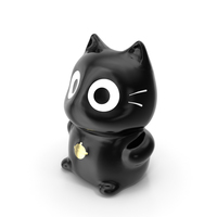 Lucky Fortune Cat PNG & PSD Images