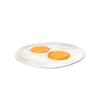Two Fried Eggs PNG & PSD Images