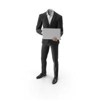 Notebook Suit Black PNG & PSD Images