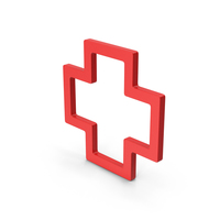 Symbol Cross Red PNG & PSD Images