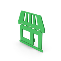 Symbol Market Green PNG & PSD Images