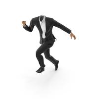 Running Suit  v2Black PNG & PSD Images