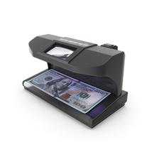 Ultraviolet Bill Detector PNG & PSD Images