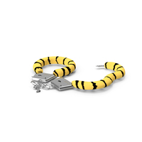 Unfastened Steel Tiger Handcuffs PNG & PSD Images
