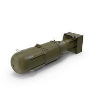 US WWII Aerial Bomb PNG & PSD Images