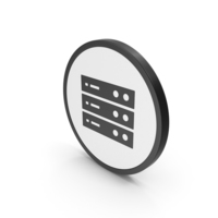 Icon Server PNG & PSD Images