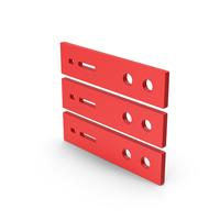 Symbol Server Red PNG & PSD Images