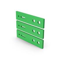 Symbol Server Green PNG & PSD Images