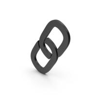 Symbol Link Black PNG & PSD Images