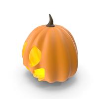Halloween Pumpkin Face PNG & PSD Images