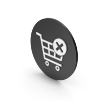 Remove From Shopping Cart Icon PNG & PSD Images