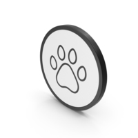 Icon Animal Paw PNG & PSD Images