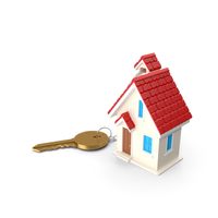 House and Key PNG & PSD Images