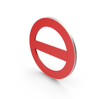 No Entry PNG & PSD Images