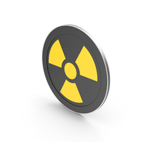 Radioactive Icon PNG & PSD Images