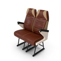 Vintage Bus Passenger Seats PNG & PSD Images
