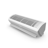 Wall Mounted Air Conditioner Generic PNG & PSD Images