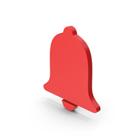 Symbol Alarm / Notification Red PNG & PSD Images