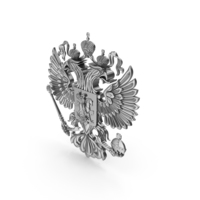 Eagle New Silver PNG & PSD Images