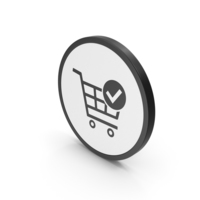 Icon Checkout Shopping Cart PNG & PSD Images
