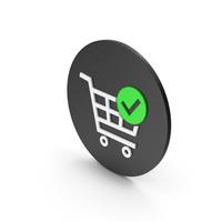Checkout Cart Icon PNG & PSD Images