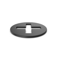 Black Symbol X Mark PNG & PSD Images